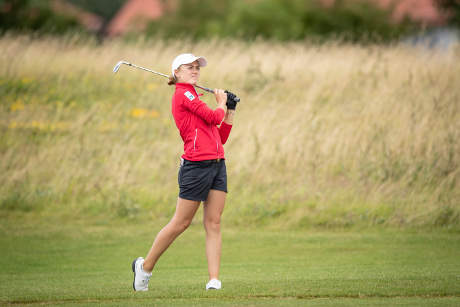 Marie Bechtold vom GC St. Leon-Rot