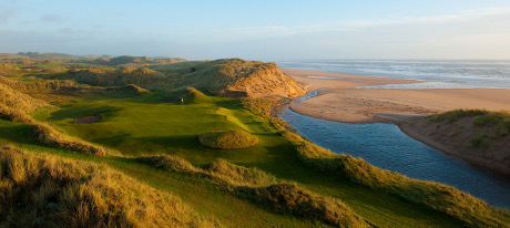 Golfclub Trump International Scotland