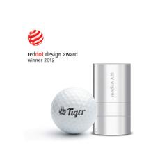 Golfballstempel A25