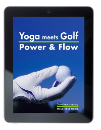 Yoga meets Golf