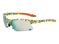 Loudmouth Sonnenbrille White Shagadelic