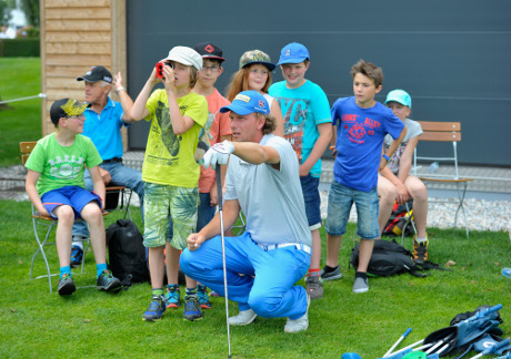 BMW International Open Kids Day
