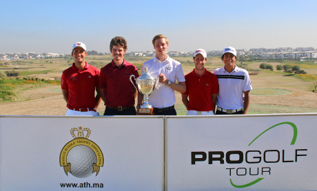 Pro Golf Tour - Open Casa Green Golf 2017