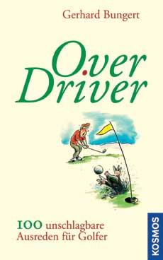 Overdrive, Golfbuch; Golf; Bücher