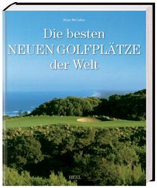 neue Golfplätze; Buch