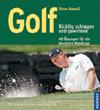 Golf; Golfbuch; Golftraining; Handicap