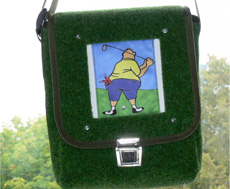 golftasche peter ruge