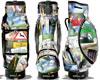 golfkunst golfbilder