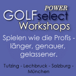 GOLFselect Powergolf Workshop